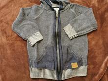 Mikina na zip s kapucí, f&f,98