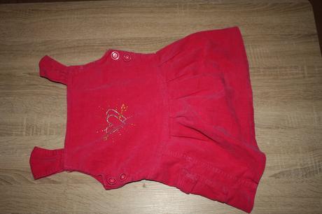 Manžestrové šaty, 116