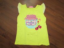 Žluté tričko s třešínkami, 104
