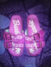 Pantofle barbie -  délka stélky 18cm, barbie,27
