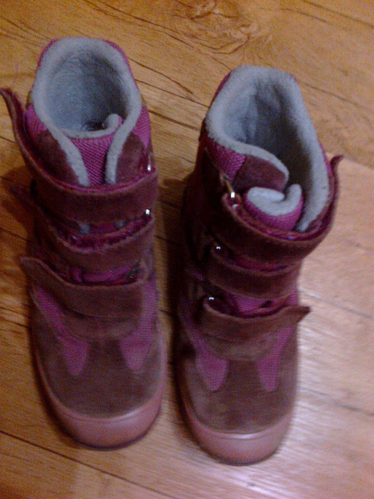 Zimní boty zn.dpk s membránou 08154b6da8