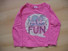 Bavlněné tričko, f&f,98