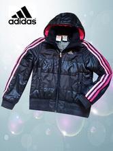 Nádherná zimní bunda adidas vel 140, adidas,140