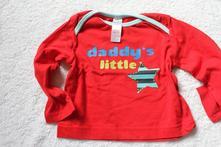 Tričko s nápisem, baby,80