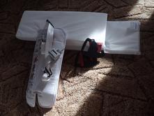 Bébécar kit set- zádržný systém do hluboké korby, bébécar