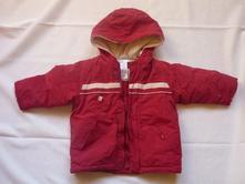 Zimní bunda na lítačku, bhs,80