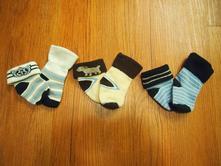 Ponožky pro mimi nové, f&f,17