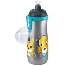 Dětská láhev nuk sports cup 450 ml, 2 barvy na výb,