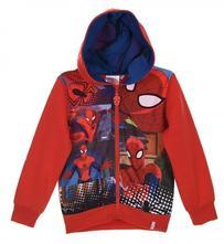 Mikina spiderman,98,104,116,128,2 barvy, 98 / 104 / 116 / 128