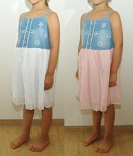 Letní šaty, 104 - 152