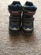 Zimní boty 25, dei-tex,25