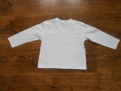 Bavlněné triko,  vel 80, f&f,80