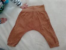 Manžestrové kalhoty, h&m,74