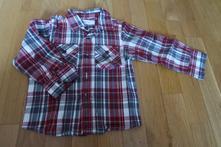 Košile kostkovaná 92, early days,92