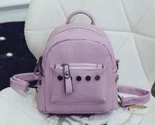 Dámský batoh model č.14 fialkový,