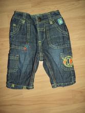 Podšité kalhoty, vel. 3-6m, debenhams,68