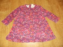 Šaty, h&m,86