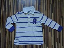 Tričko s límečkem, rebel,110