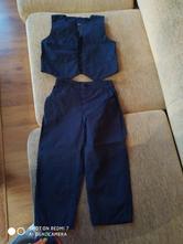 Kalhoty a vesta, 98