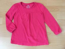 Triko, tričko s dlouhým rukávem vel. 104/110, kiki&koko,104
