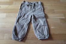 Manžestrové kalhoty zateplené 92, f&f,92