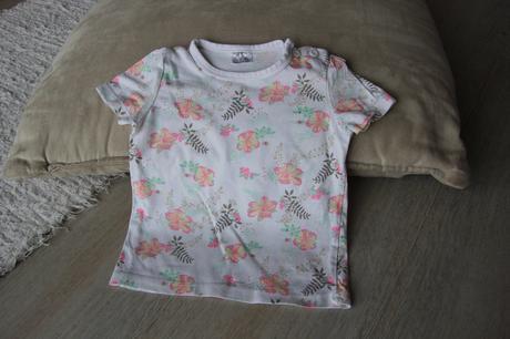 P5 kytičkové tričko, f&f,74