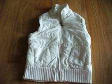 Bílá podzimní vesta, 152