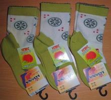 Kojenecké ponožky s aloe vera, loana,80