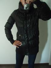 Černá bunda/kabát guess, guess,xs