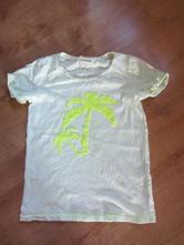 Melírované tričko s flitrovou palmou, next,146
