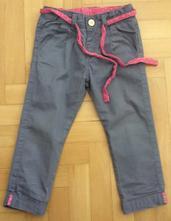 Plátěné kalhoty, mothercare,92