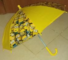 Deštník mimoni,