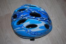 Přilba helma na kolo cyklistická vel. 52-58 levior,