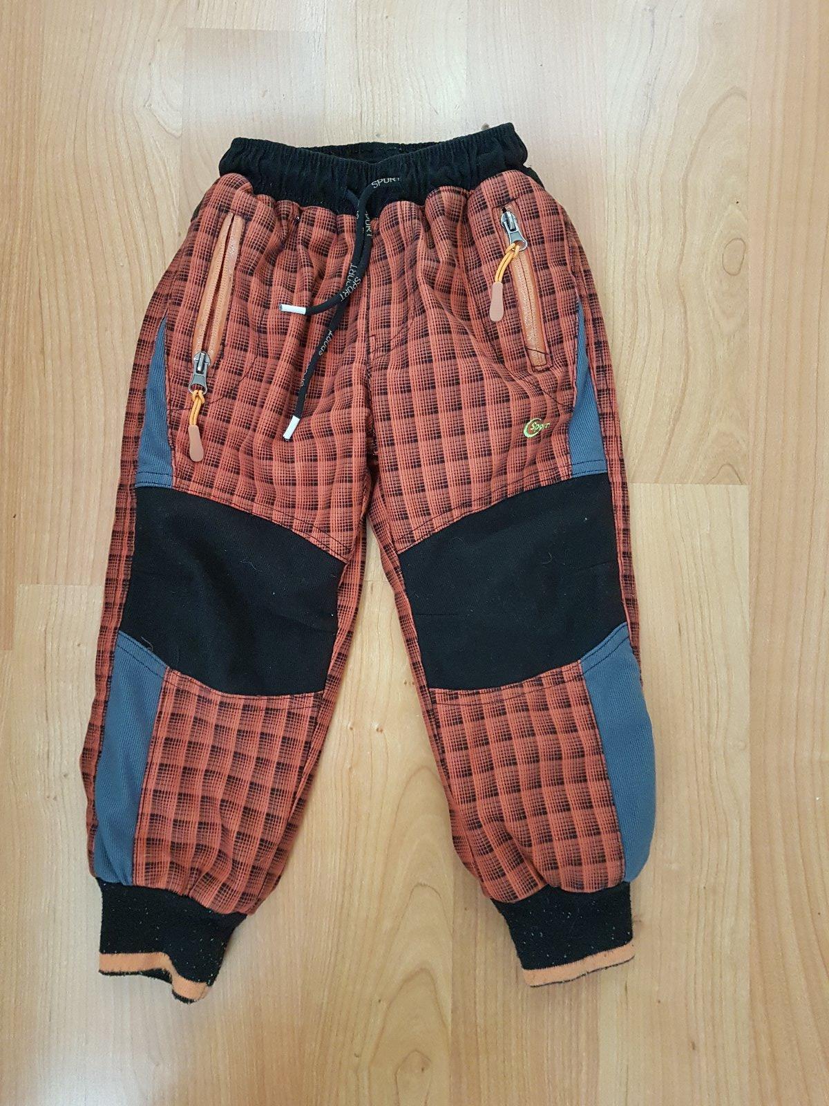 729648d36b69 Zateplené kalhoty grace