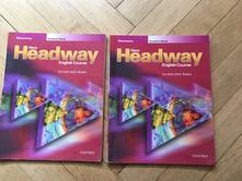 Učebnice headway,