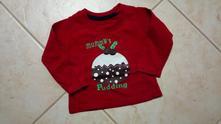 Vánoční triko early days, early days,56