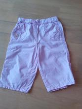 Letní kalhoty 2v1., cherokee,80