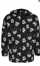 Podzimní /jarní bunda podšitá fleecem mickey, george,86 - 116
