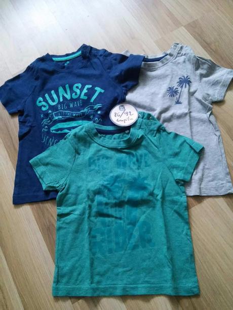 Chlapecké tričko, lupilu,86