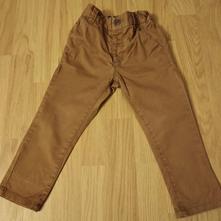 Next chino kalhoty hnědé, next,86