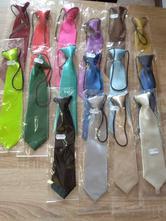 Dětské kravatky, 50 - 146