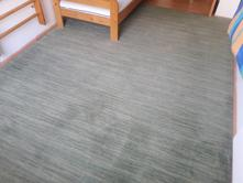 Zelený koberec s filcem-šíře 4m (400x250),