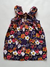 Jemné manžestrové šaty, george,98