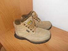 Chlapecké semišové boty, 33