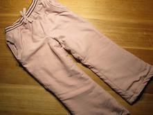 Zimní teplé kalhoty, palomino,110