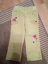 Dívčí mansestraky kalhoty, cherokee,104