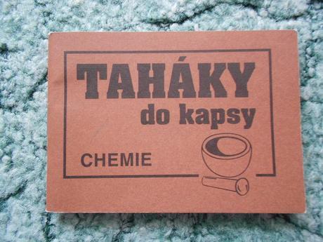 Taháky do kapsy - chemie,