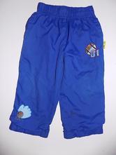 Šusťákové kalhoty na chlapečka - vel. 92/98, frog,92