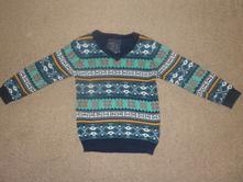 Vánoční svetr, kanz,104