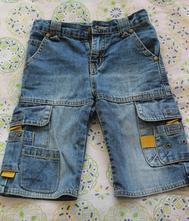 Chlapecké džínové kraťasy kenvelo  4 roky, kenvelo,110